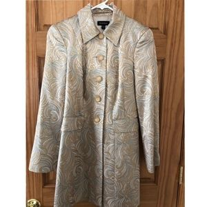 Bebe women's dress coat